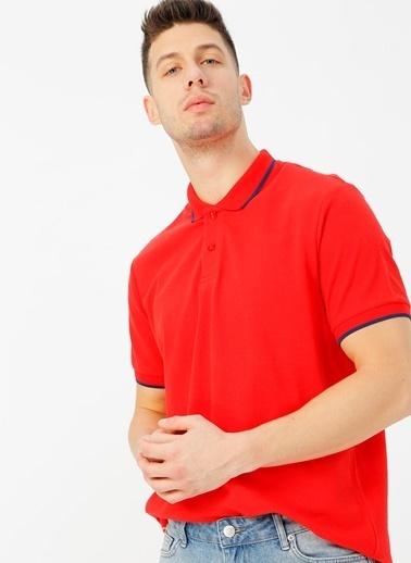 Limon Company Polo Tişört Kırmızı